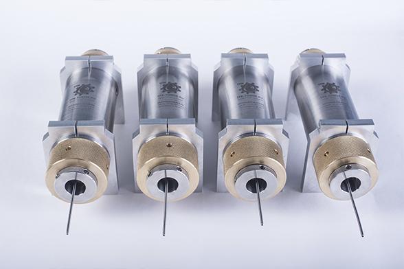 Кернодержатели для определения удельного электрического сопротивления